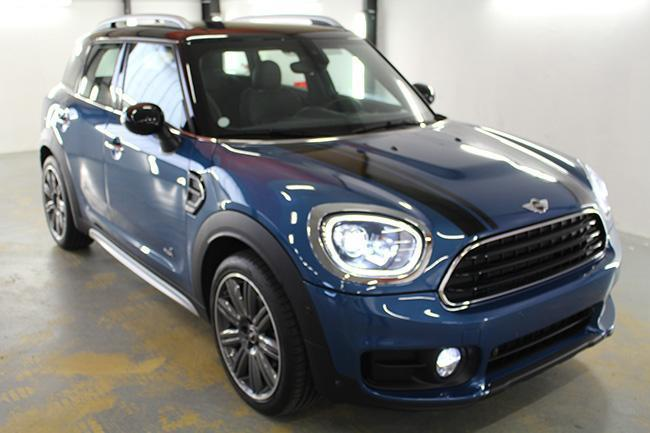 Photo annonce MINI COUNTRYMAN D 150CV ALL4 BVA CHILI