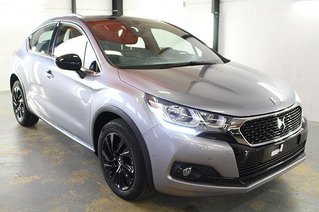 Photo annonce DS DS4 CROSSBACK 2.0 BLUEHDI 180CV EAT6 BE CHIC