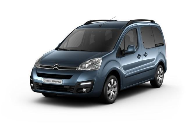 Photo annonce CITROEN BERLINGO MULTISPACE 1.6 BLUEHDI 100CV SHINE