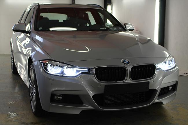 Photo annonce BMW SERIE 3 TOURING 320D XDRIVE 190CV BVA M-SPORT
