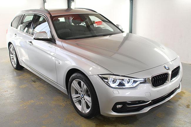Photo annonce BMW SERIE 3 TOURING 320D XDRIVE 190CV BVA SPORT